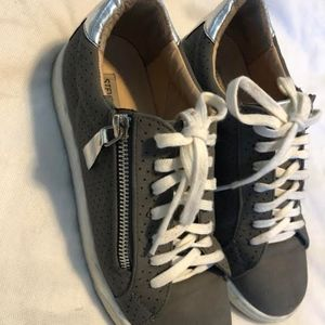 Grey Steve Madden Sneakers